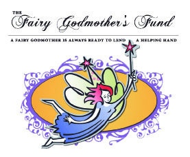 The Fairy Godmother's Fund Logo