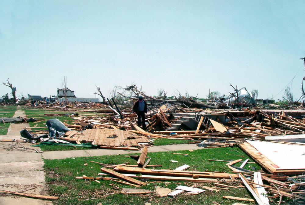 The Spencer Tornado of 1998